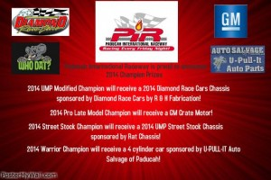 PIR 2014 Champion Prizes