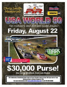 2014 Chris Smith Memorial/USA World 50